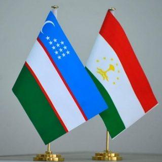 Узбекистан и Таджикистан