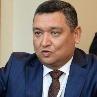 Министр торговли и экономического развития Таджикистана Негматулло Хикматулозода