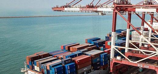 Порт Чехбехар в Иране