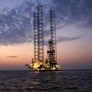 Добыча газа на крымском шельфе