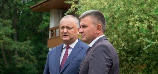 Додон и Красносельский