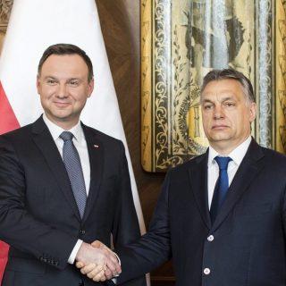 Дуда и Орбан