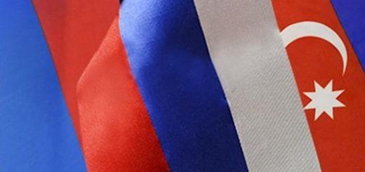 Россия, Армения и Азербайджан