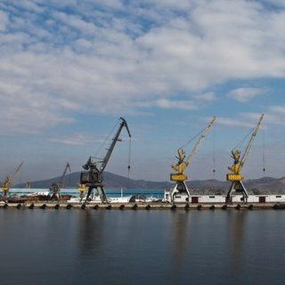 порта Раджин