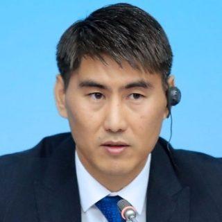 Глава МИД Киргизии Чингиз Айдарбеков