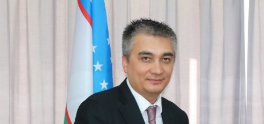 Посол Узбекистана в РФ Ботиржон Асадов