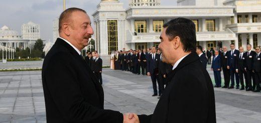 Алиев и Бердымухамедов