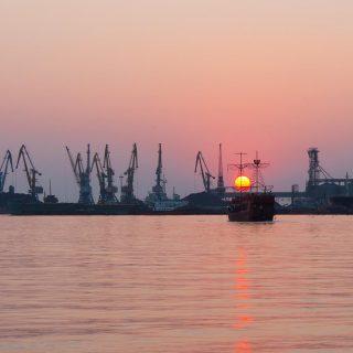 Порт Бердянска