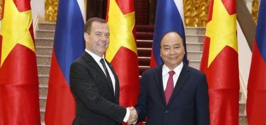 РФ и Вьетнам