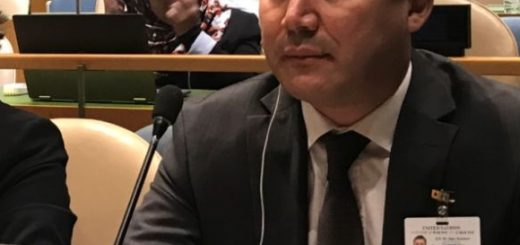 Кыргызстан в Генассамблее ООН