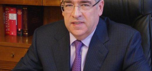 Посол РФ в Чехии Александр Змеевский