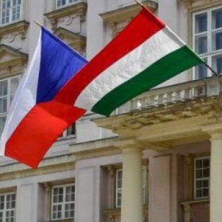 Чехия и Венгрия
