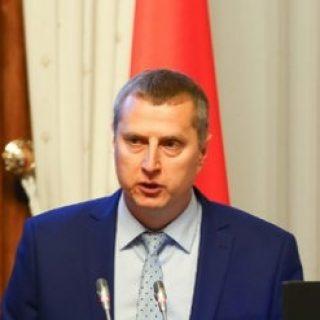 Министр экономики Белоруссии Дмитий Крутой