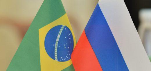 Россия и Бразилия