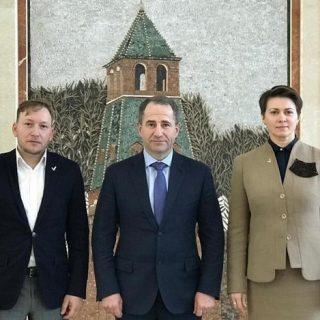 Бабич и белорусские оппозиционеры