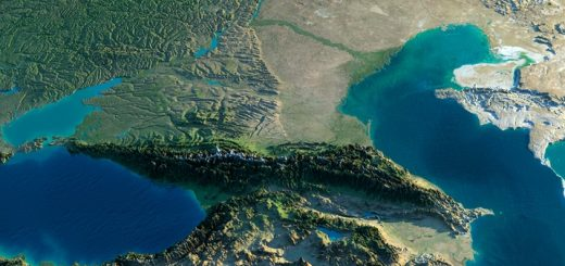 Каспий - Черное море