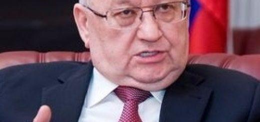 Посол России в Хорватии Анвар Азимов