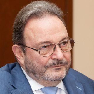 Посол по особым поручениям, представитель РФ в переговорном процессе по приднестровскому урегулированию Сергей Губарев
