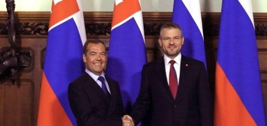 Медведев и Пеллегрини