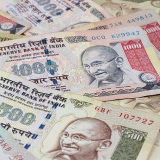 Индийские рупии