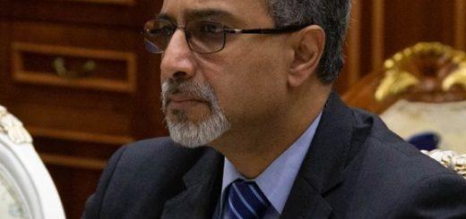 посол Индии в РФ Венкатеш Варма