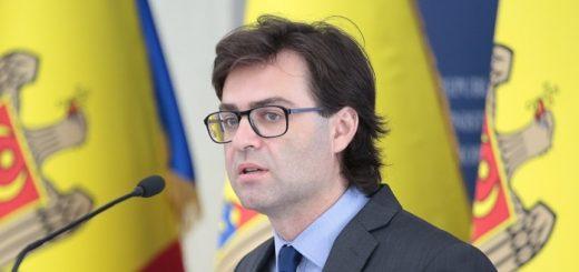глава МИД Молдавии Николай Попеску