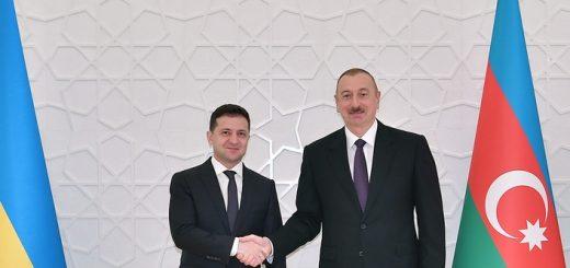 Алиев и Зеленский
