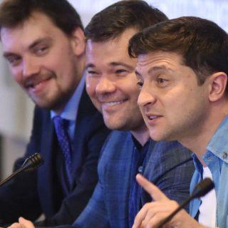 Зеленский и Богдан