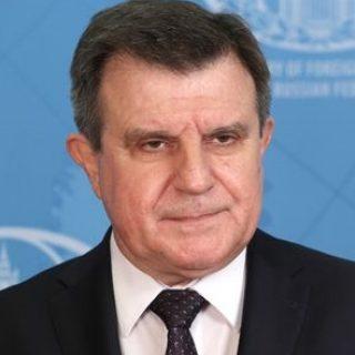 Посол России в Республике Корея Андрей Кулик