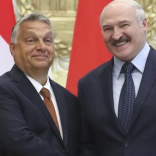 Орбан и Лукашенко