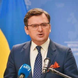 Глава МИД Украины Д.Кулеба