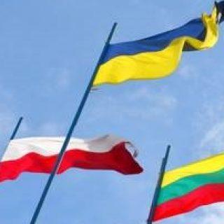 Польша, Литва и Украина