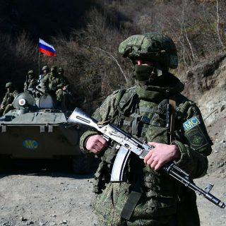 Миротворцы РФ в Нагорном Карабахе