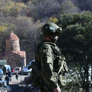 миротворцы в Карабахе