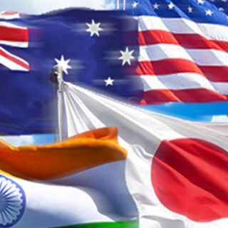 Австралия, Индия, США и Япония