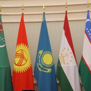 Страны Центральной Азии