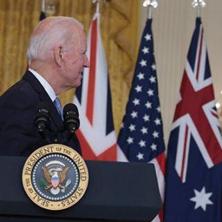 Альянс США, Великобритании и Австралии