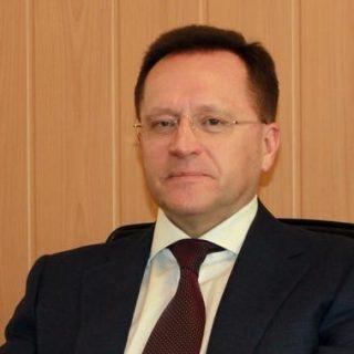 Посол РФ в Латвии Михаил Ванин