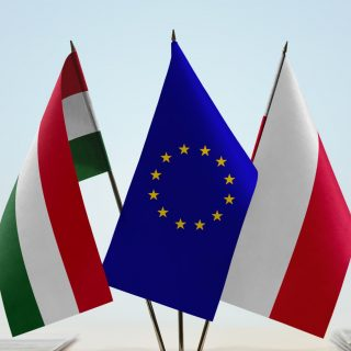 Польша, Венгрия и ЕС